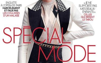 Spécial mode : 300 pages de tendances dans ELLE