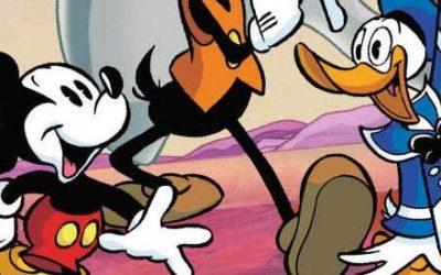 La Box Mickey offerte pour 25€ d'achats de produits Mickey