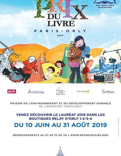 Prix du Livre Paris-Orly 2019