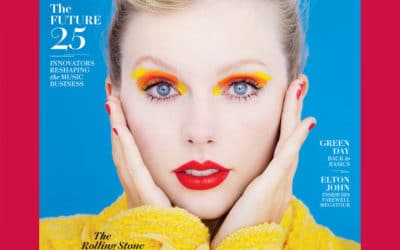 Où acheter Rolling Stone US (Taylor Swift) d'octobre ?