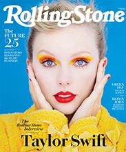 taylor swift rolling stone usa