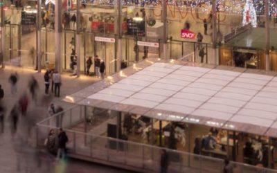 Nouveau : dépose bagages Air France à Paris Gare du Nord