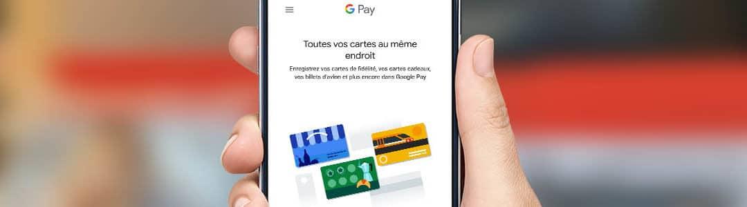 Payer avec Google Pay dans les magasins Relay