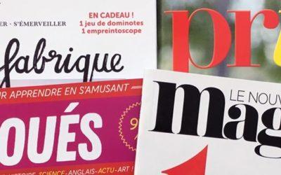 Prix Relay des magazines de l'année : le prix de l'innovation