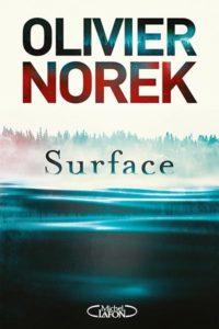 Surface d'Olivier Norek, Prix Relay des voyageurs lecteurs 2019