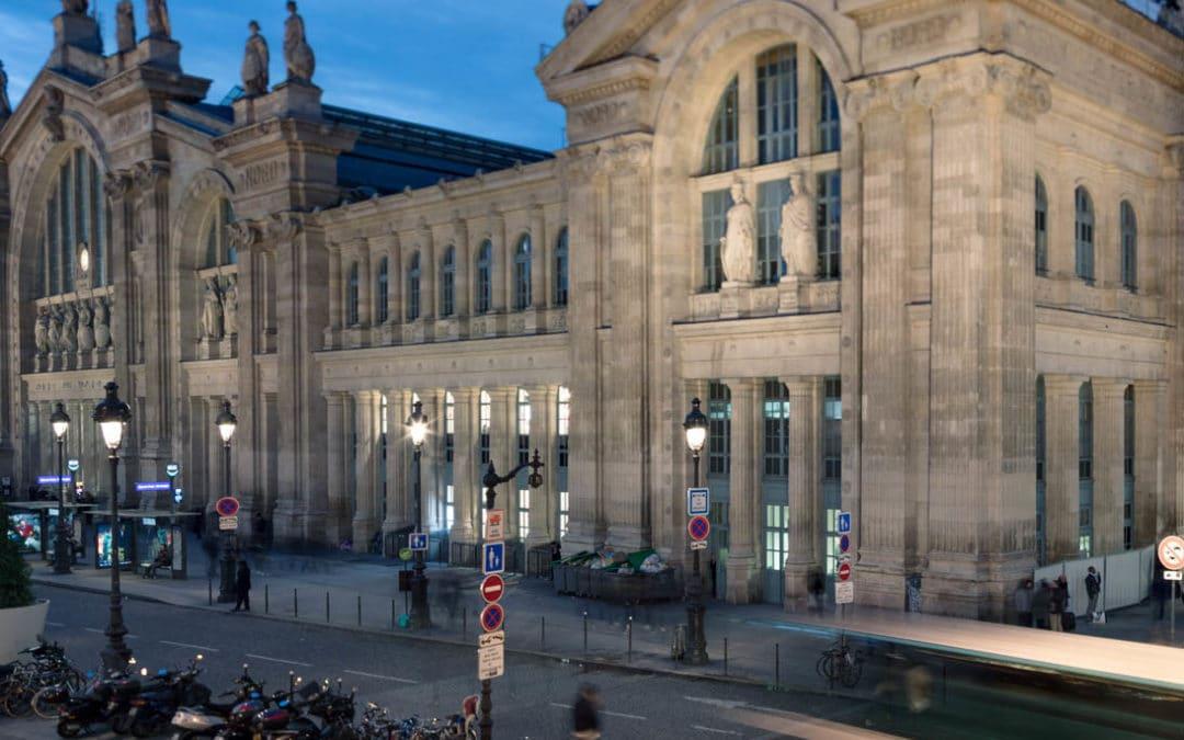 Journées Européennes du patrimoine 2019 en gares et aéroports