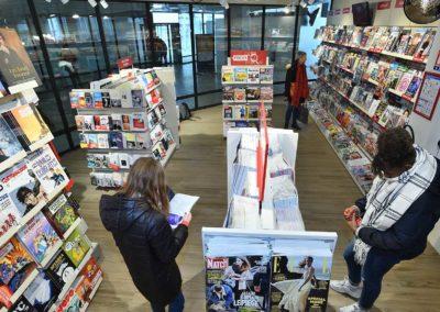 Relay Paris Montparnasse Voie 24