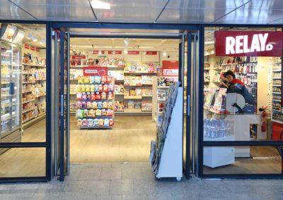Relay Paris Montparnasse Voie B