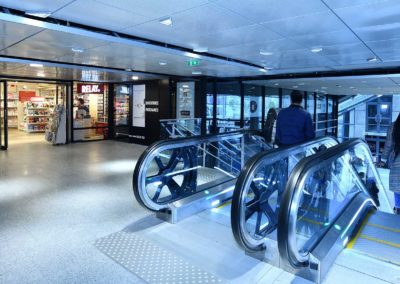Magasin Relay Paris gare Montparnasse